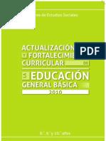 Curriculum, 8,9,10