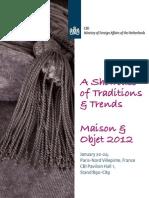 CBI Maison & Object Catalogue 1-2012