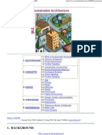 [Architecture eBook] Sustainable Architecture and Building Design by Naec