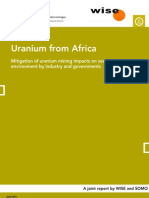 Uranium From Africa