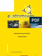 Alternative Fuels Manual