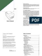 Manual Os 214 Plus
