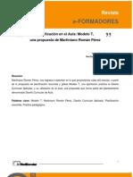 Modelo T de La Evaluacion