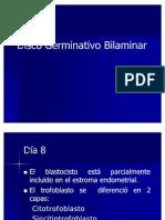 Disco Germinativo Bilaminar