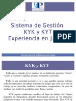 Sistema de Gestion Kyk