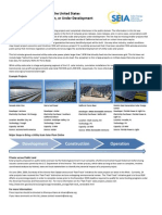 Major Solar Projects - USA - 2011-12-06