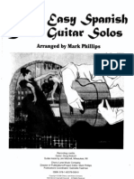 30 Easy Spanish Guitar Solos (Arr. Mark Phillips)
