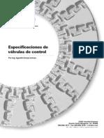 Especificacion de Valvulas de Control-6