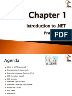 1.Introduction to .Net Framework