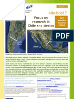 Info-Brief 7 Focus on Chile and Mexico