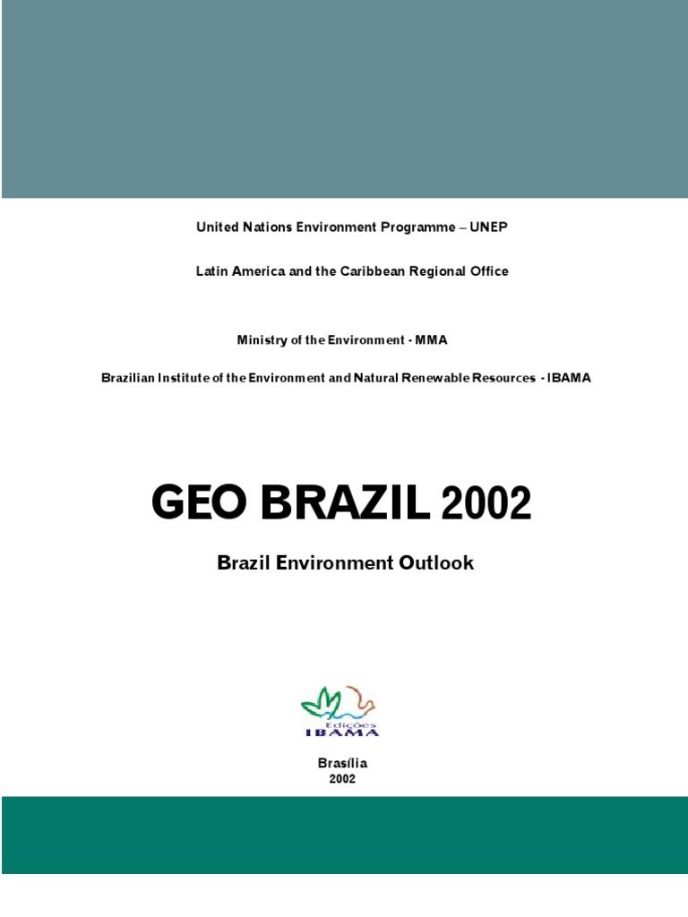 Geo Brasil I Sustainability Sustainable Development Wiring Diagram 1980up Electric Start Image