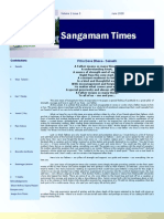June Issue Sangamam Times PDF