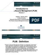 001 Introduction to PLM