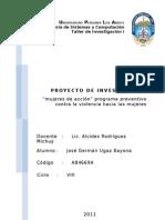 Proyecto Investigacion MarcoTeorico