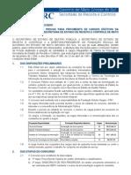 Edital Fiscal MS 2006 Ms