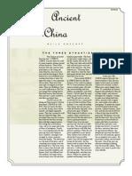 fine newspaper china