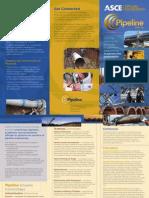 ASCE pipelinesbrochure
