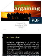 Ppt on Collective Bargaining by Anup Kumar Ojha