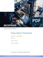 Accenture Energy Industry Trends Review Issue 17 July 2011
