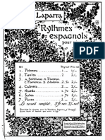 Raul Laparra Flamenco Para Piano