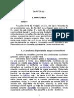 Agrometeorologie Curs