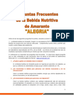 25_preguntas_frecuentes Leche de Amaranto Alegria.