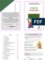 Guide de Grammaire[1]