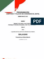 PROGRAMACIÓN (II) EL BATEL ENERO-MAYO