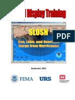 SLOSH Display Training