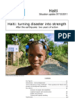 Haiti Situation Update 07-12-2011