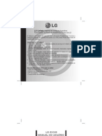 Manual Celular LG GX500