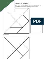 plantilla diseño matgram