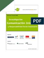 Investigación Comunicación Interna y Responsabilidad Social Empresarial