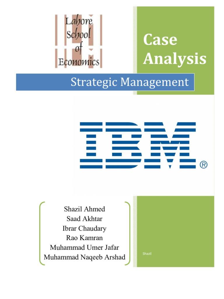 hp case study analysis