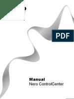 Nero Control Center en US