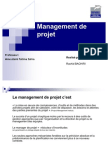 managemnt projet