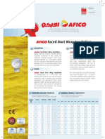 Afico Faceed Insulation