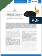 Digisol Dg-br40000n Router