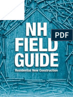 NH Field Guide for Residential New Construction - 2011