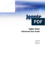 JN UG 3045 ZigBee Advanced User Guide 1v1