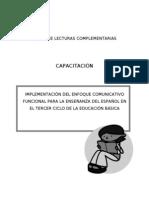 Compendio de Lecturas Complement Arias
