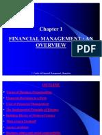 Financial Management an overview