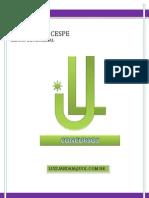 Exercícios Gestão de Materiais CESPE