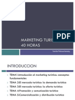 Marketing Turistico 1
