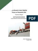 Parametric Roll
