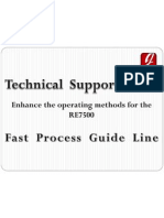 Fast Process Operating Method