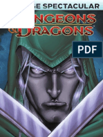 Dungeons & Dragons 100 page Spectacular Preview