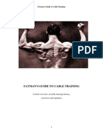 Fatman's Guide to Cable Training