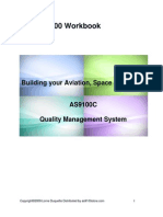 AS9100c Workbook