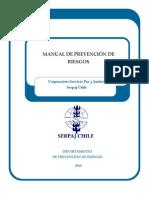 Manual de Prevencion de Riesgos Unidad de Drogas